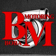 Motiv ~ Snapback cap Boba-Motoring