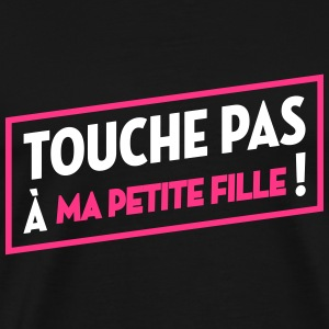 Petit fils / Petite fille / Papy / Mamie / Famille Tee shirts - T-shirt Premium Homme