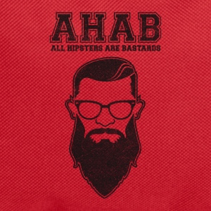 ALL HIPSTERS ARE BASTARDS - Funny Parody  Bags & Backpacks - Backpack