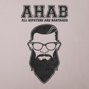 ALL HIPSTERS ARE BASTARDS - Funny Parody  Sonstige - Sofakissenbezug 44 x 44 cm