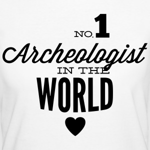 The best archaeologist of the world T-Shirts - Women's Organic T-shirt