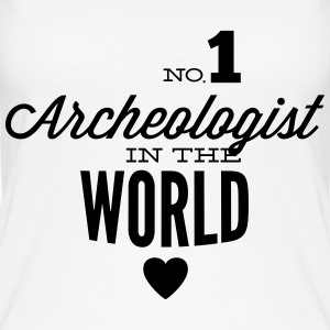 The best archaeologist of the world Tops - Women's Organic Tank Top