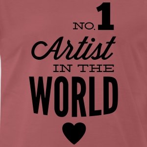The best artists in the world T-Shirts - Men's Premium T-Shirt
