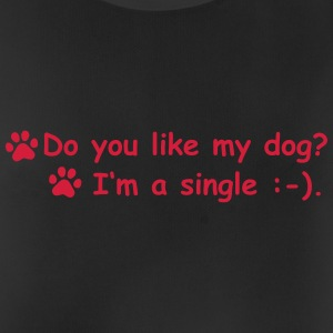 Do you like my dog - I'm a single, 1fb Sportbekleidung - Männer Tank Top atmungsaktiv