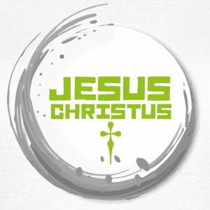 Jesus Christus - Green T-Shirts - Frauen T-Shirt