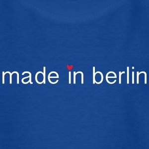 made in berlin T-Shirts - Kinder T-Shirt