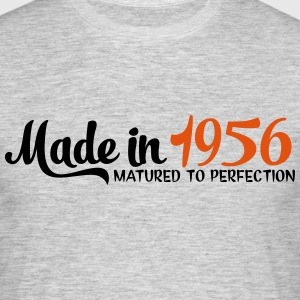 made in 1956 T-Shirts - Männer T-Shirt