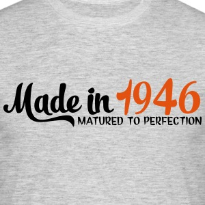 made in 1946 T-Shirts - Männer T-Shirt
