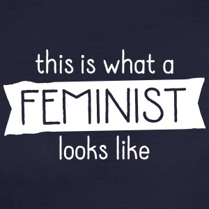 This Is What A Feminist Looks Like Magliette - T-shirt ecologica da donna