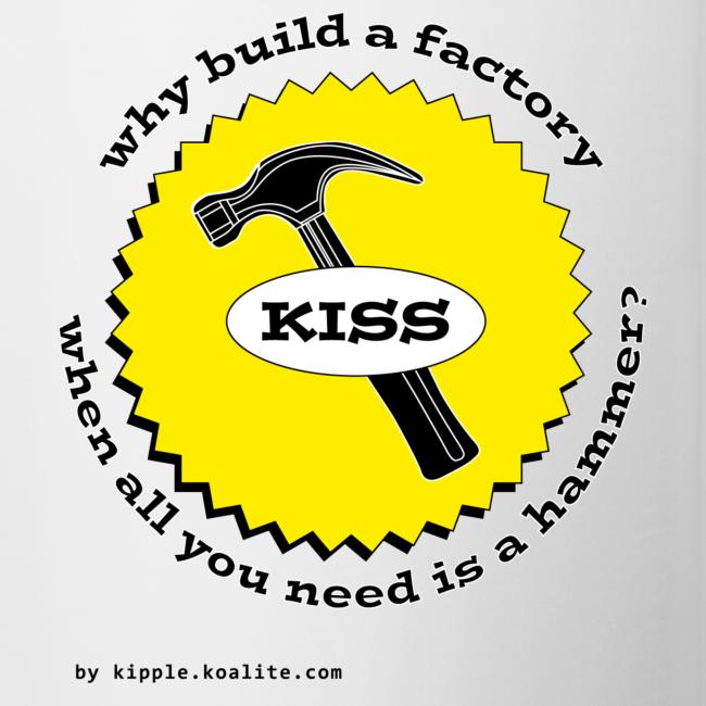 K.I.S.S. Principle