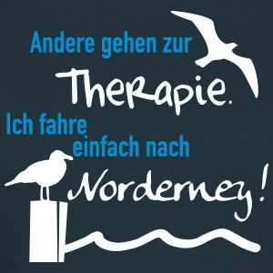 Therapie Norderney T-Shirts - Frauen T-Shirt