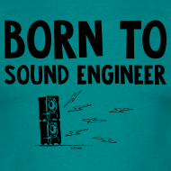 Motif ~ HP - Born To Sound Engineer