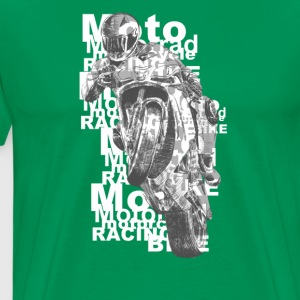 motorcycle T-Shirts - Men's Premium T-Shirt