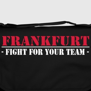 Frankfurt fight for your ,Fanartikel,Ultras,Tasche - Umhängetasche