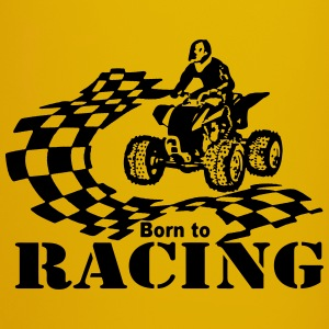 Quad Born to Racing - Tasse einfarbig