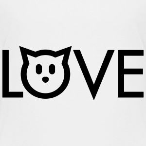Love cats Shirts - Kids' Premium T-Shirt