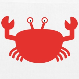 Red crab Bags & Backpacks - EarthPositive Tote Bag