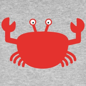 Red crab T-Shirts - Men's Organic T-shirt