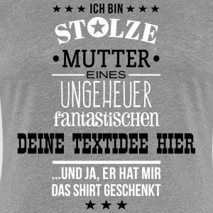 Ungeheuer fantastischer 2 ...male Version T-Shirts - Frauen Premium T-Shirt