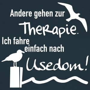 Therapie Usedom T-Shirts - Frauen T-Shirt