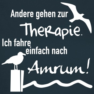 Therapie Amrum T-Shirts - Frauen T-Shirt