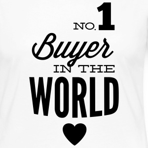 Best buyers of the world Long Sleeve Shirts - Women's Premium Longsleeve Shirt
