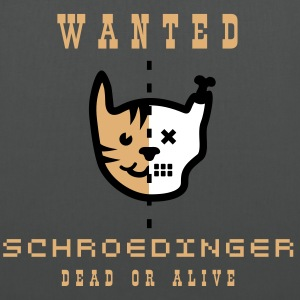 Schrödiger Katze / Schroediger's cat (3c) Bags & Backpacks - Tote Bag
