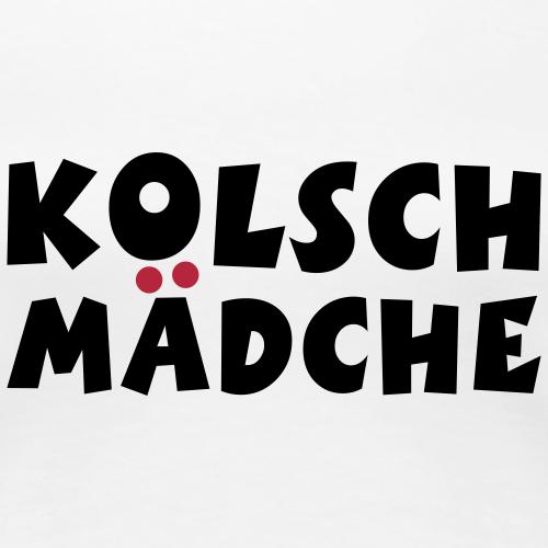 Kölsch Mädche - Ein Mädchen aus Köln