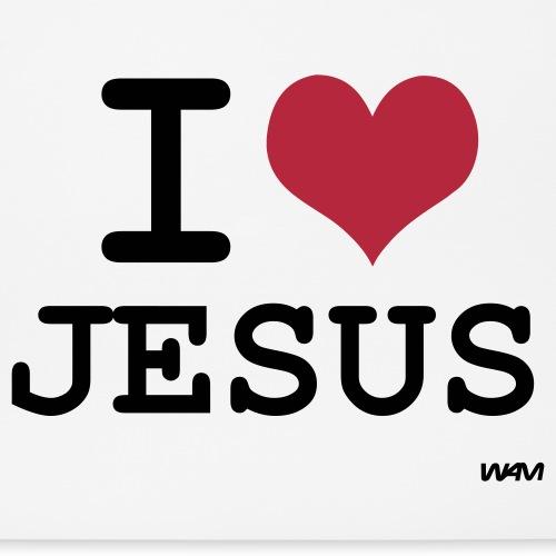 i love jesus by wam