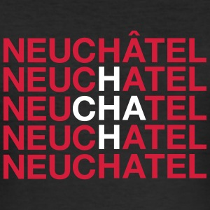 NEUCHATEL T-shirts - Herre Slim Fit T-Shirt