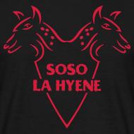 Motif ~ Logo pour le Rappeur Soso La Hyène