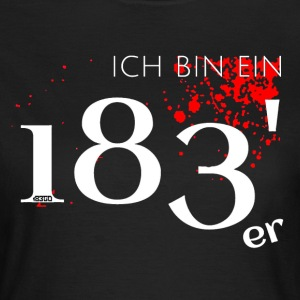 183er Shirt - Frauen T-Shirt