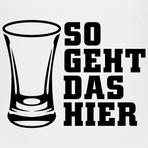 So geht das hier T-Shirts - Teenager Premium T-Shirt