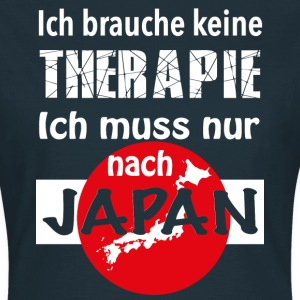 Japan Therapie T-Shirts - Frauen T-Shirt