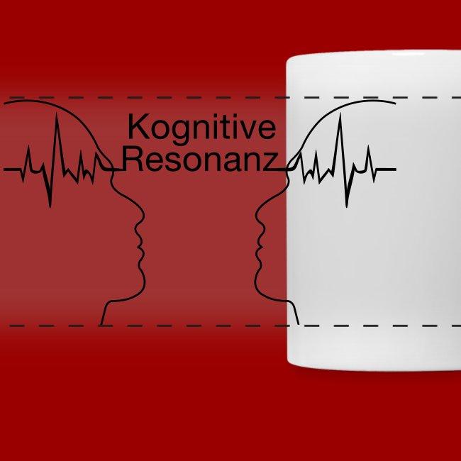 Tasse Kognitive Resonanz