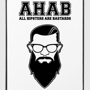 ALL HIPSTERS ARE BASTARDS - Funny Parody  Carcasas para móviles y tablets - Carcasa iPhone 4/4s