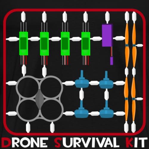 Drone survival kit
