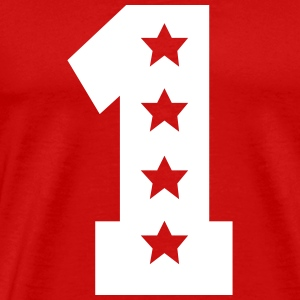 numbers T-Shirts - Men's Premium T-Shirt