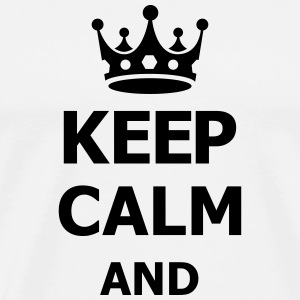 keep calm T-Shirts - Men's Premium T-Shirt