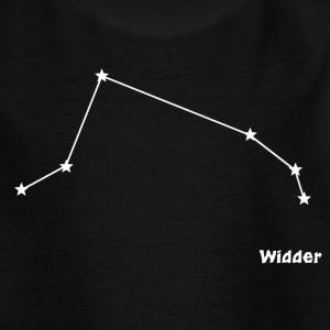 Widder - Kinder T-Shirt