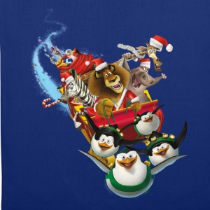 Madagascar Christmas Tote Bag - Tote Bag