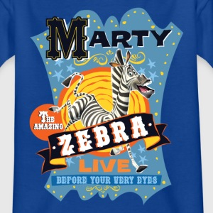 Madagascar Marty Kids' T-Shirt - Kids' T-Shirt