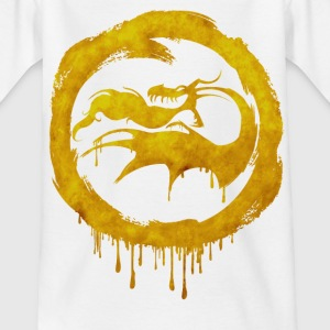 Dragons Icon Stoker Watercolor T-Shirt - Kinder T-Shirt