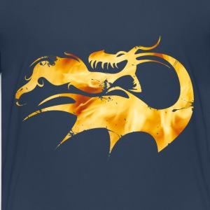 Dragons Icon Stoker T-Shirt - Teenager Premium T-Shirt
