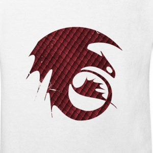 Dragons Icon Strike T-Shirt - Kinder Bio-T-Shirt