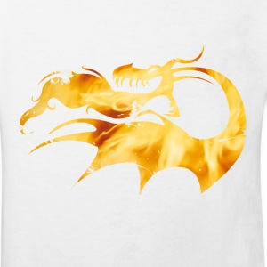 Dragons Icon Stoker t-shirt - Kids' Organic T-shirt
