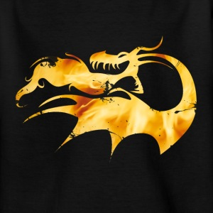Dragons Icon Stoker T-Shirt - Teenager T-Shirt