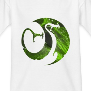 Dragons Icon Tracker T-Shirt - Kinder T-Shirt