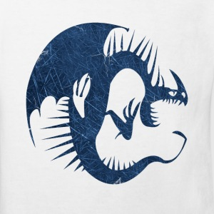 Dragons Icon Sharp t-shirt - Kids' Organic T-shirt