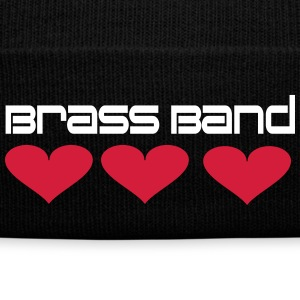 Brass Band Hearts Caps & Hats - Winter Hat